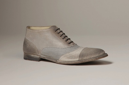 grooms shoes gray by dolce and gabbana