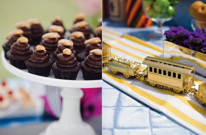 Themed-wedding-ideas-monopoly-outdoor-reception-cupcake-stand.full