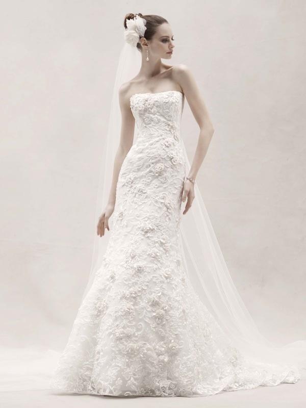 2012 wedding dress oleg cassini bridal gowns cwg464