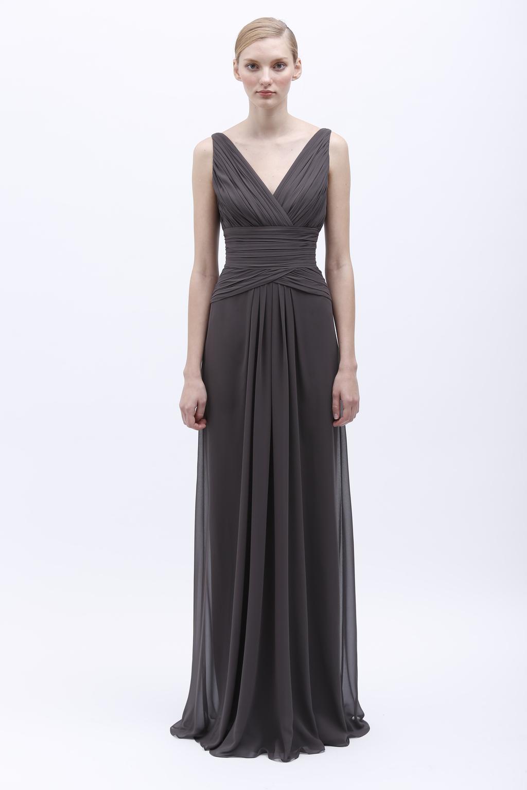 Monique lhuillier spring 2014 bridesmaid dress 450136 for Buy monique lhuillier wedding dress