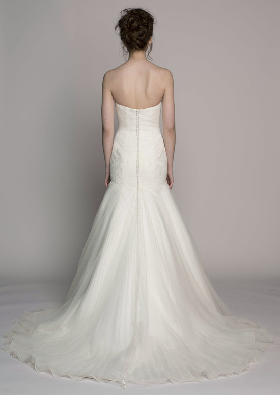 Kelly Faetanini Wedding Dress 2014 Spring Bridal Gown Collection Cecelia Front