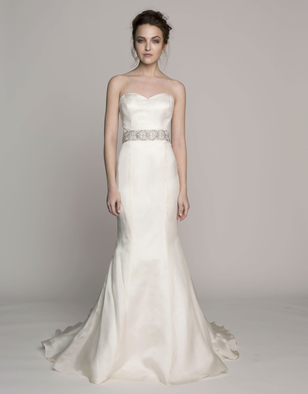 Kelly Faetanini Wedding Dress 2014 Spring Bridal Gown Collection Devan Front