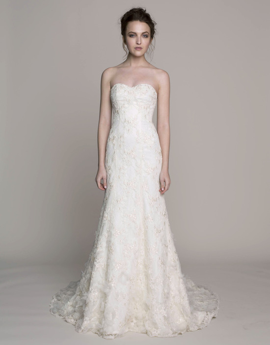 Kelly Faetanini Wedding Dress 2014 Spring Bridal Gown Collection Emmy Front