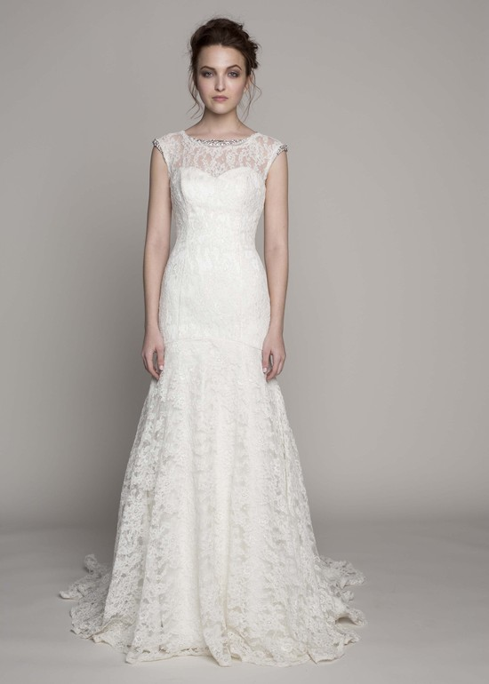 Kelly Faetanini Wedding Dress 2014 Spring Bridal Gown Collection Isabelle Front