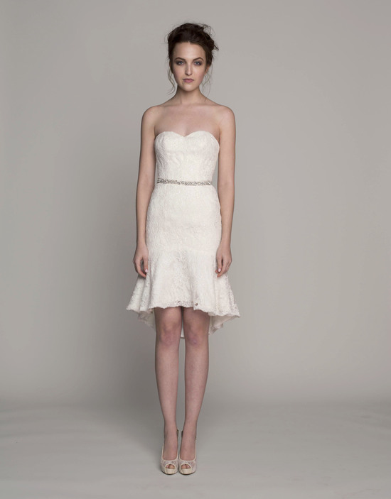 Kelly Faetanini Wedding Dress 2014 Spring Bridal Gown Collection Lola Front