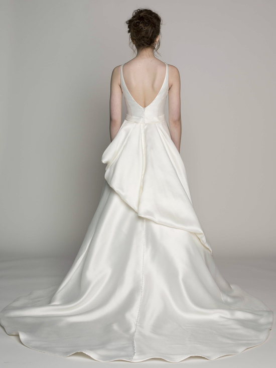 Kelly Faetanini Wedding Dress 2014 Spring Bridal Gown Collection Lydie Front