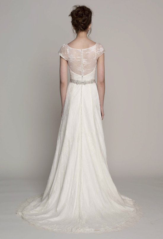 Kelly Faetanini Wedding Dress 2014 Spring Bridal Gown Collection Madeline Front