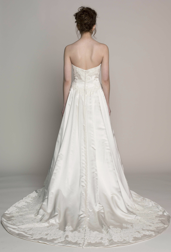 Kelly Faetanini Wedding Dress 2014 Spring Bridal Gown Collection Margaux Front