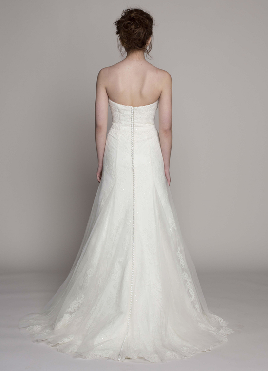 Kelly Faetanini Wedding Dress 2014 Spring Bridal Gown Collection Nell Front
