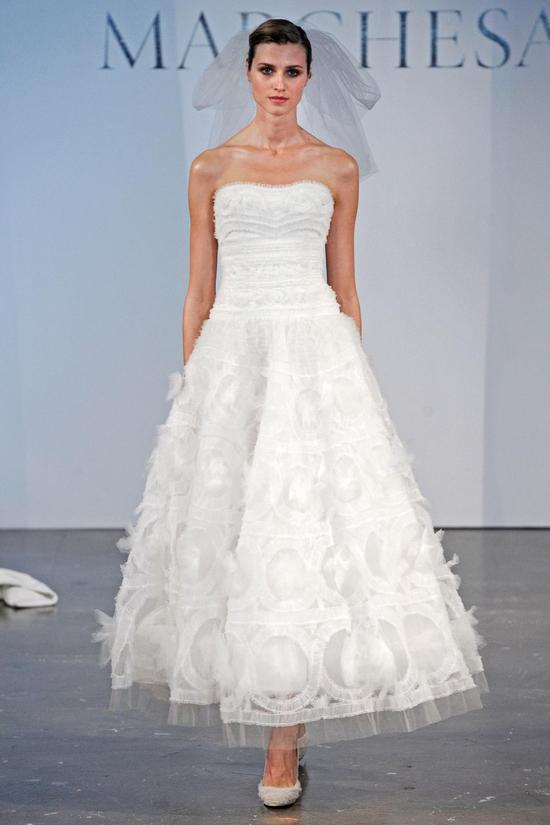 Marchesa wedding dress Spring 2014 bridal 17