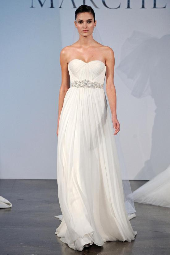 Marchesa wedding dress Spring 2014 bridal 14