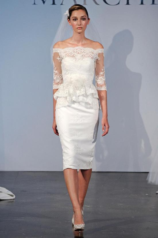 Marchesa wedding dress Spring 2014 bridal 12