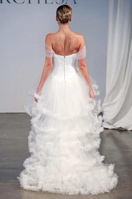 Marchesa wedding dress Spring 2014 bridal 16