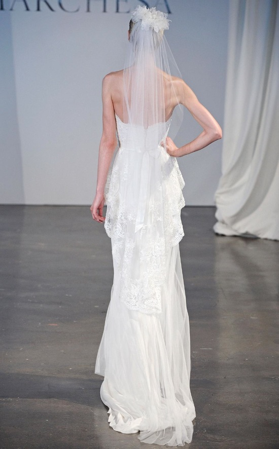 Marchesa wedding dress Spring 2014 bridal 10