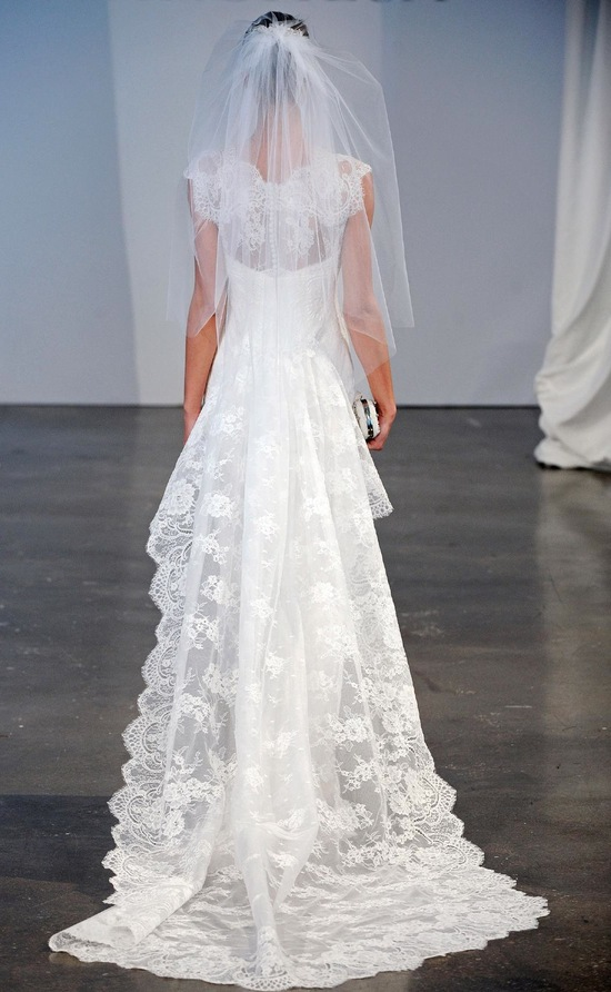 Marchesa wedding dress Spring 2014 bridal 8