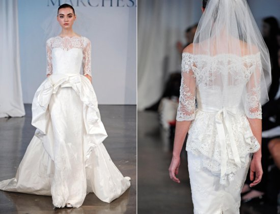 Marchesa wedding gowns Spring 2014 Bridal