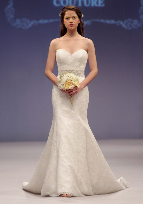 Winnie Couture Bridal Gown Spring 2013 Wedding Dress AMBREA