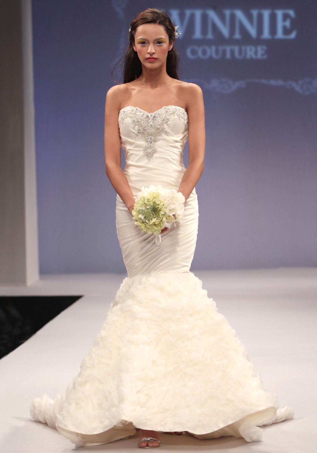 Winnie Couture Bridal Gown Spring 2013 Wedding Dress CRENCENTIA