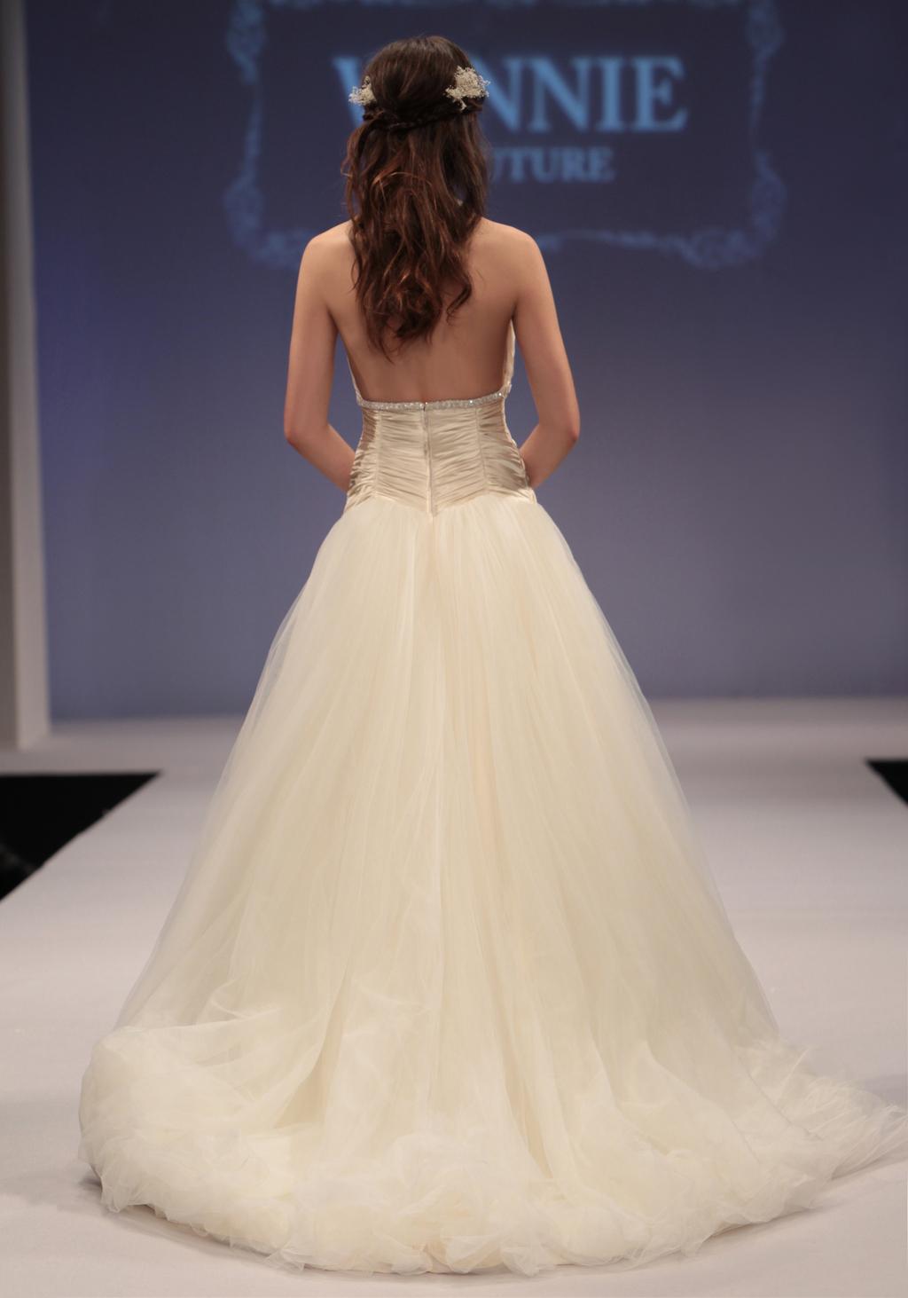 Winnie Couture Bridal Gown Spring 2013 Wedding Dress DANESSA