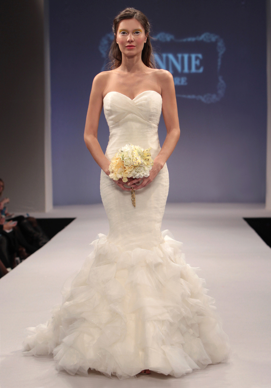 Winnie Couture Bridal Gown Spring 2013 Wedding Dress ESME