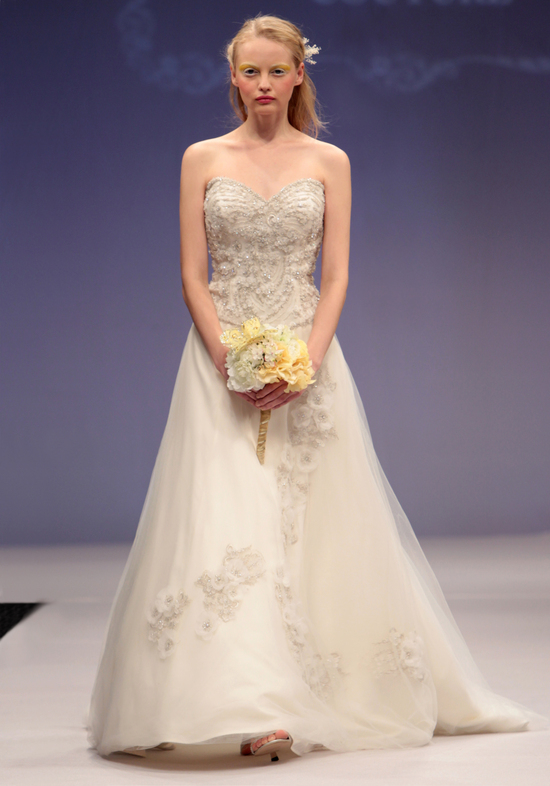 Winnie Couture Bridal Gown Spring 2013 Wedding Dress GITTEL