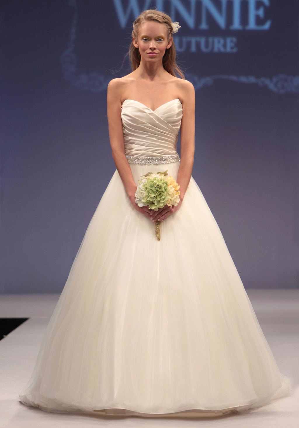 Winnie Couture Bridal Gown Spring 2013 Wedding Dress JEANETTE