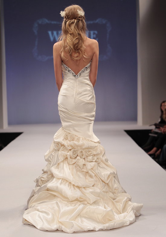 Winnie Couture Bridal Gown Spring 2013 Wedding Dress KAZANE