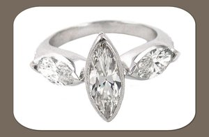 photo of Ethical Engagement Rings by Bario-Neal