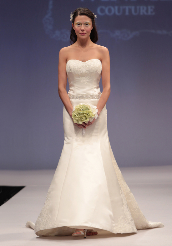 Winnie Couture Bridal Gown Spring 2013 Wedding Dress LAUREL