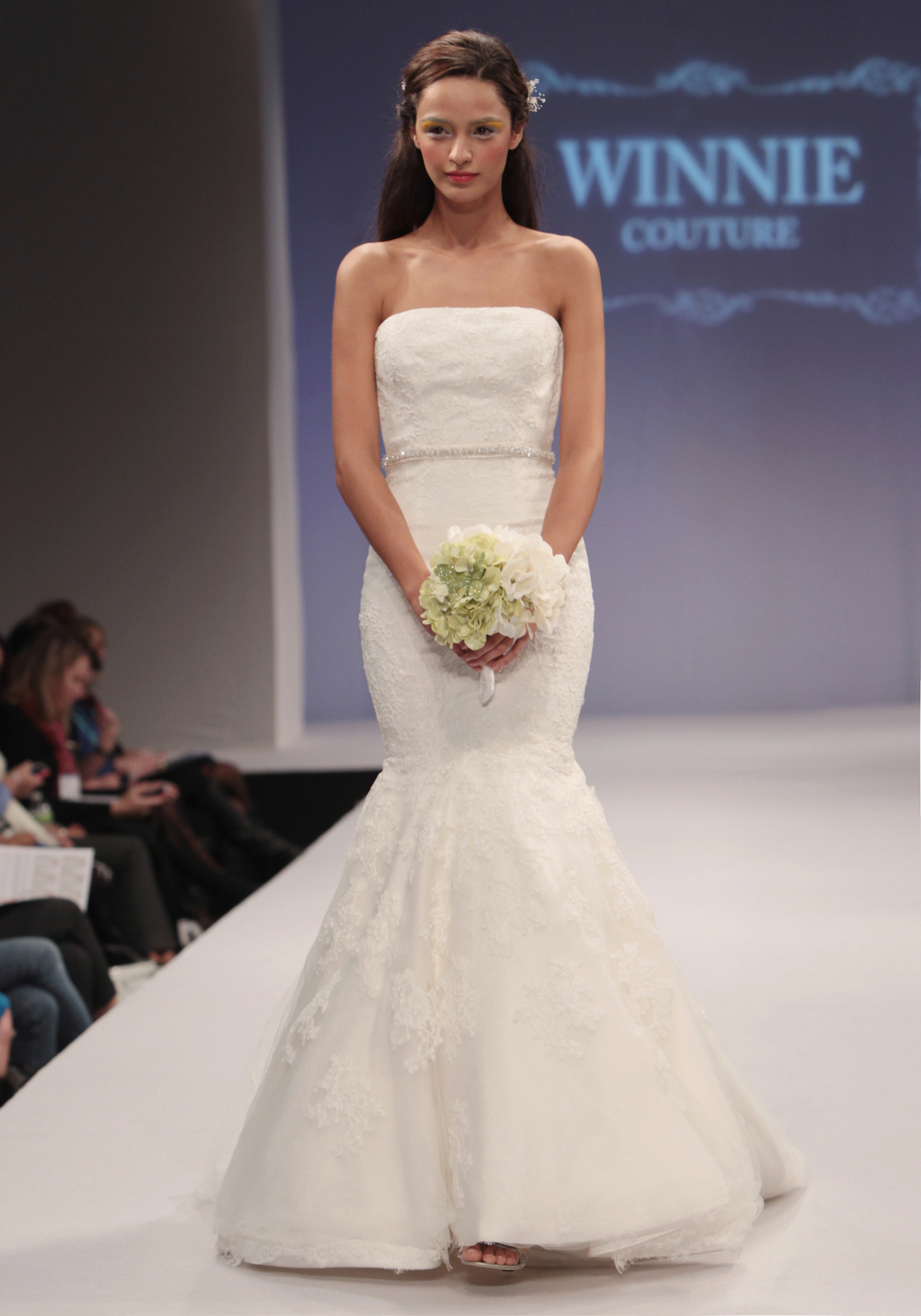 Winnie Couture Bridal Gown Spring 2013 Wedding Dress PAIGE