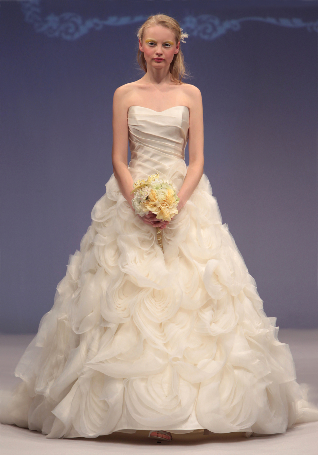 Winnie Couture Bridal Gown Spring 2013 Wedding Dress PIERRETTA