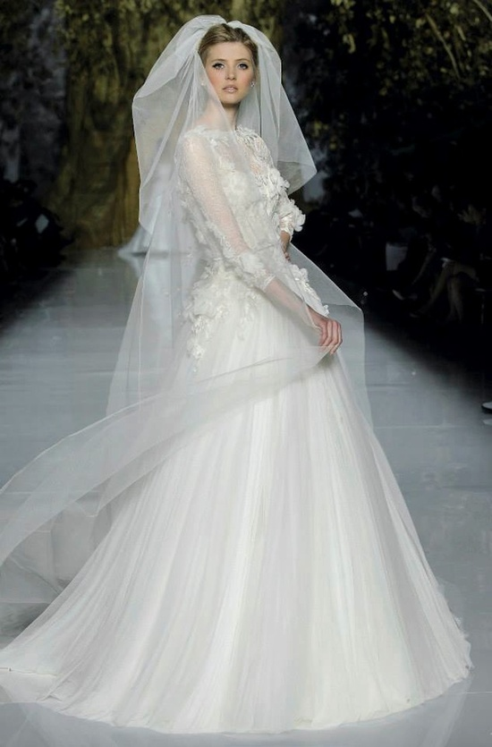 Elie by Elie Saab wedding dress spring 2014