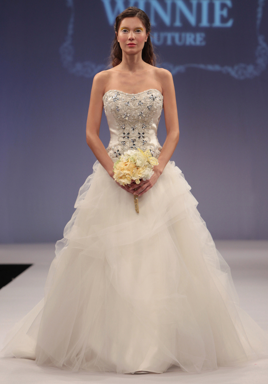 Winnie Couture Bridal Gown Spring 2013 Wedding Dress GIULIA