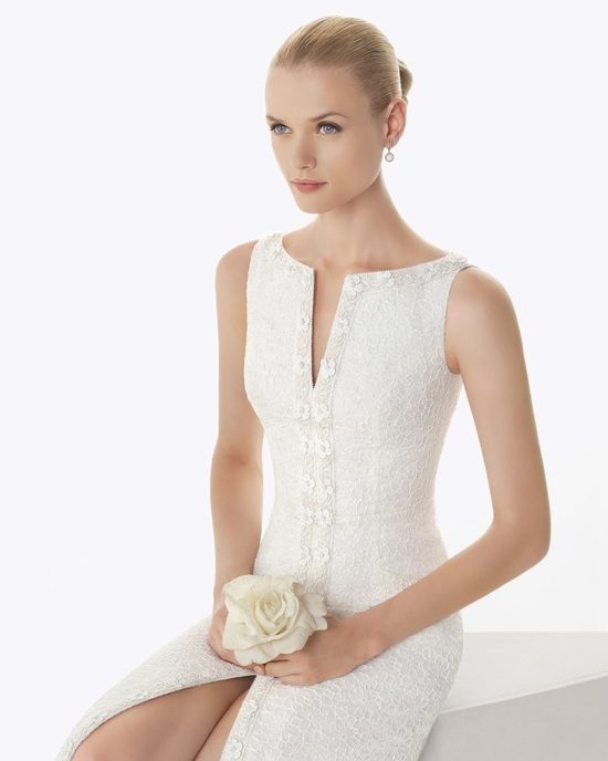 Rosa Clara wedding dress Spring 2014 Bridal