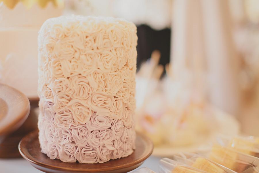 Ivory-ombre-rosette-wedding-cake.full