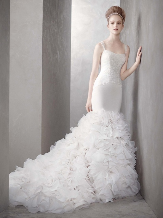 white by vera wang wedding dress spring 2012 bridal gowns vw351136