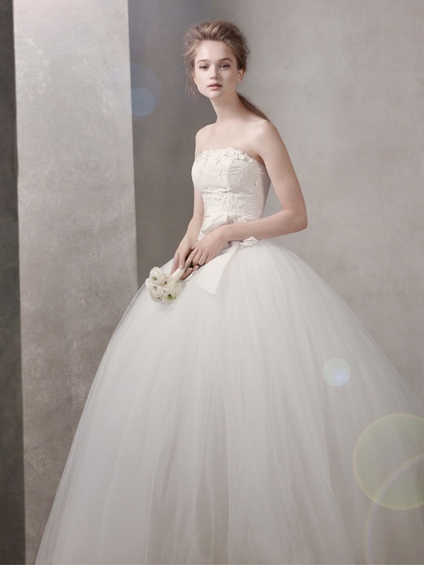 white by vera wang wedding dress spring 2012 bridal gowns 351027