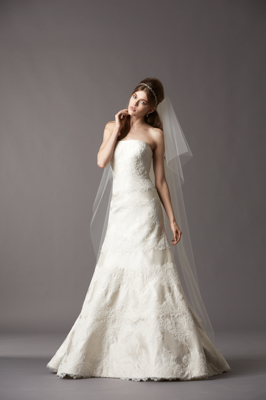 Watters Bridal Gowns Fall 2013 Wedding Dress 4020B
