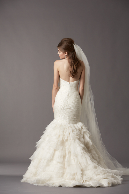 Watters Bridal Gowns Fall 2013 Wedding Dress 4022B