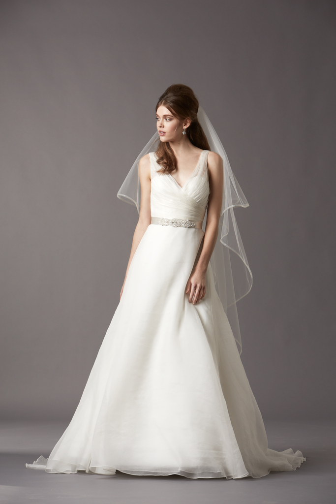 photo of Watters Bridal Gowns Fall 2013 Wedding Dress 4023B