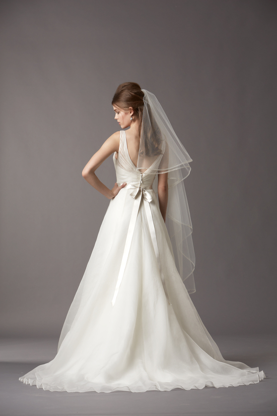 Watters Bridal Gowns Fall 2013 Wedding Dress 4023B