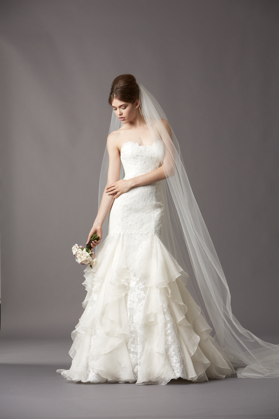 Watters Bridal Gowns Fall 2013 Wedding Dress 4027Ba
