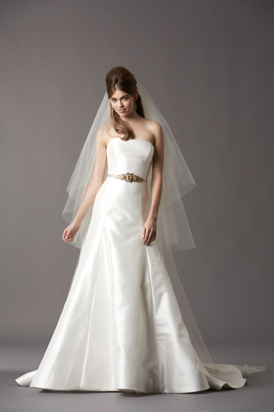 Watters Bridal Gowns Fall 2013 Wedding Dress 4028B