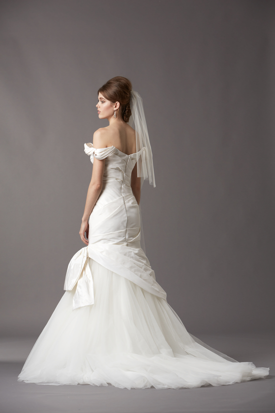 Watters Bridal Gowns Fall 2013 Wedding Dress 4036B