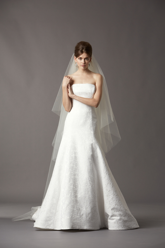 Watters Bridal Gowns Fall 2013 Wedding Dress 4048B