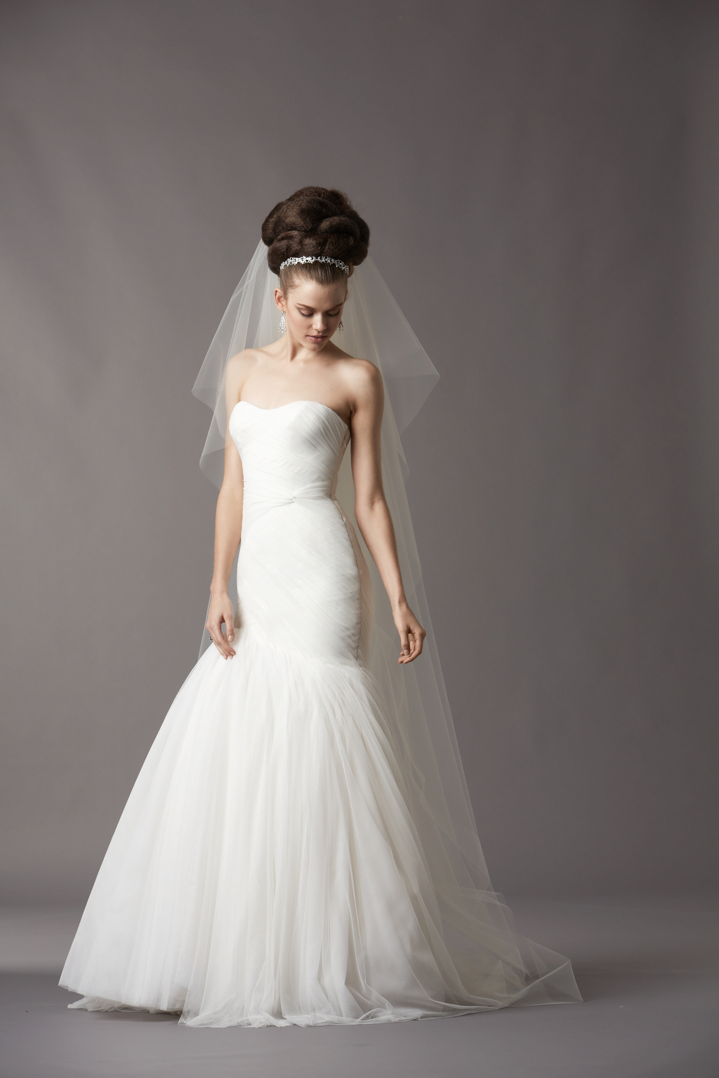 Fall Wedding Gowns : Watters bridal gowns fall wedding dress b
