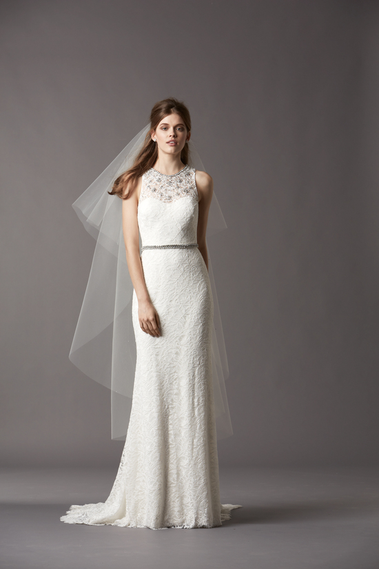 Watters Bridal Gowns Fall 2013 Wedding Dress 4065B