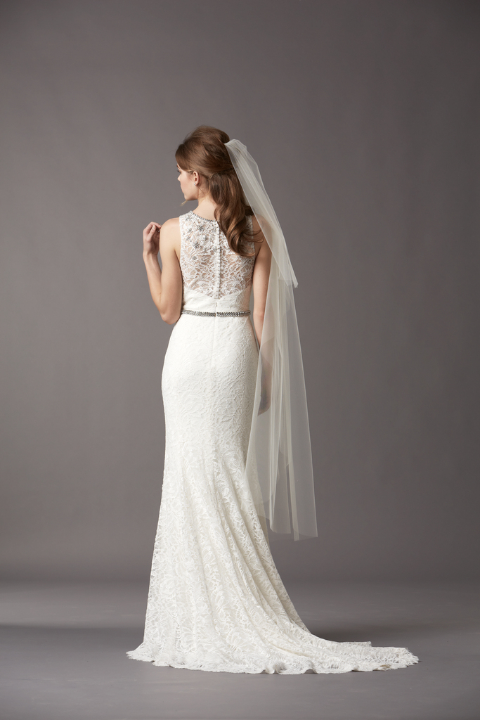 photo of Watters Bridal Gowns Fall 2013 Wedding Dress 4065B