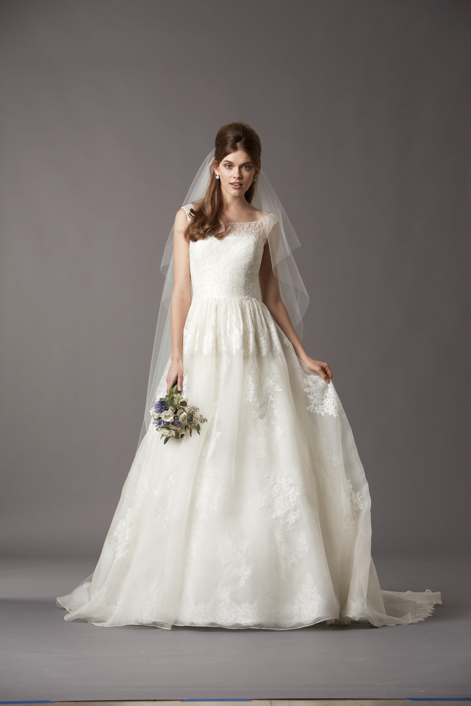 photo of Watters Bridal Gowns Fall 2013 Wedding Dress 4072B