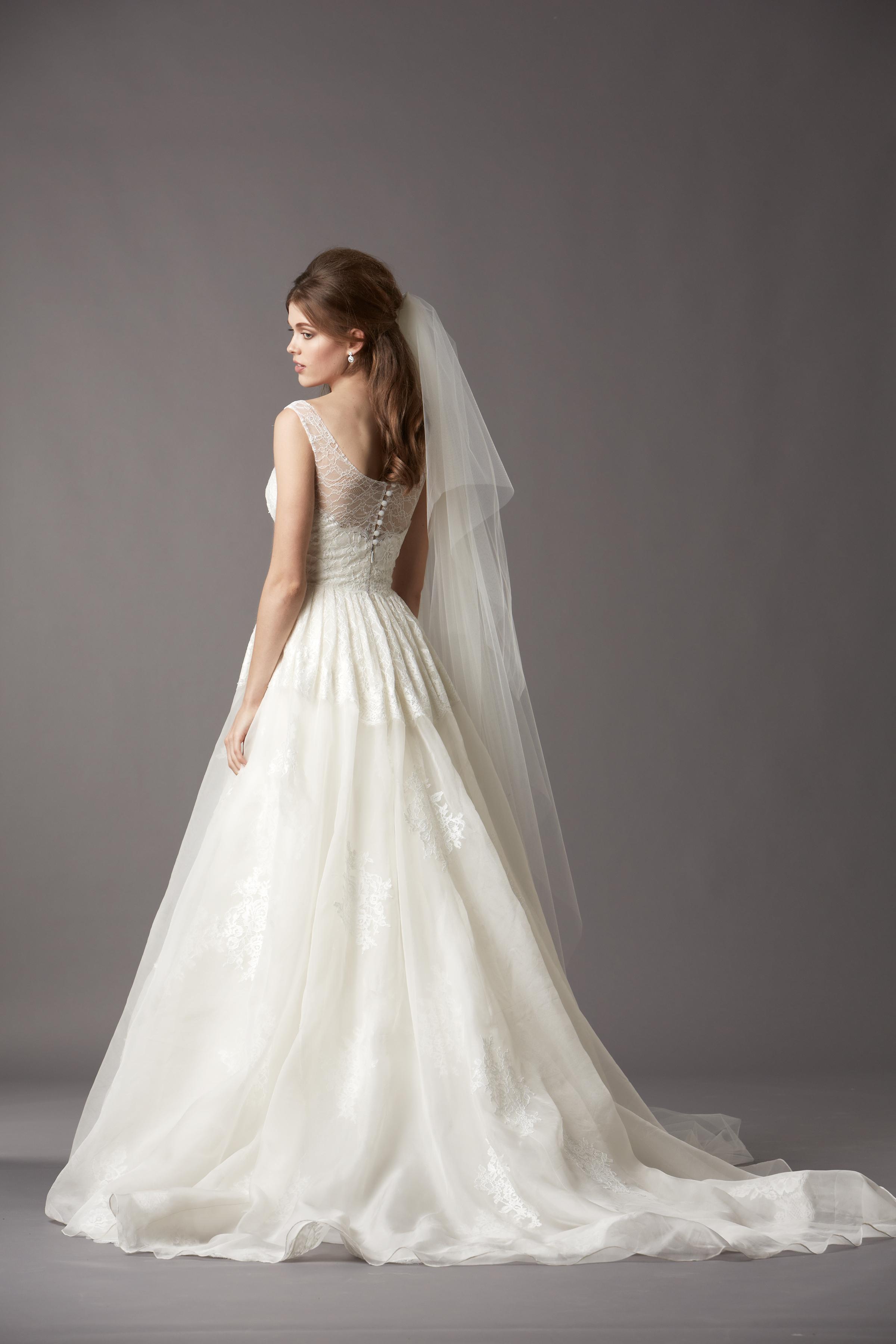Watters bridal gowns fall 2013 wedding dress 4072b for Watters wtoo wedding dresses